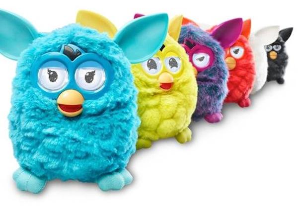 Цвета Фёрби (Furby). Фото и видео о том, какого еще цвета бывают Ферби